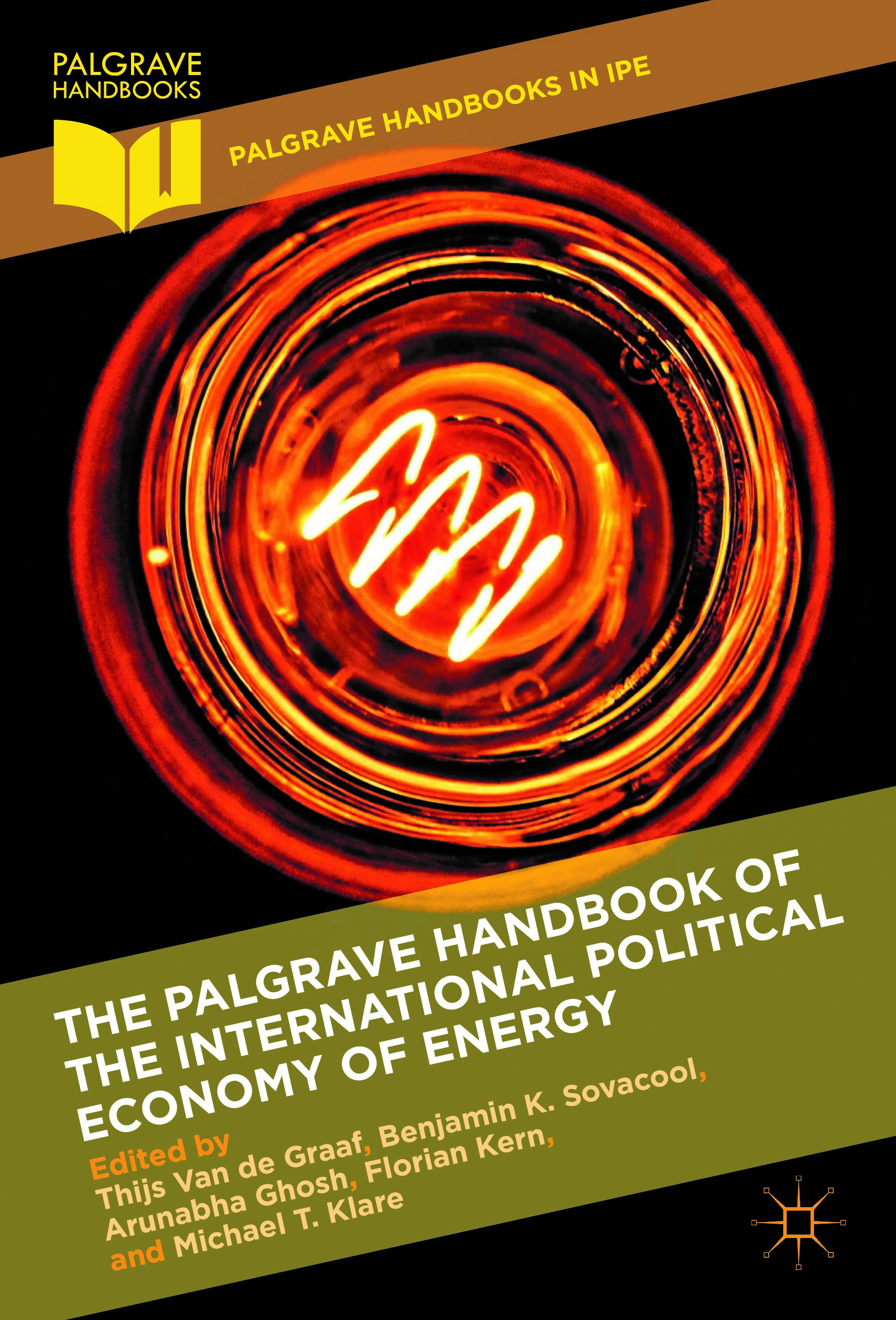Book Review - The Palgrave Handbook of the International Political Economy of En
