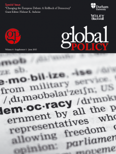 Special Issue: Changing the European Debate: A Rollback of Democracy