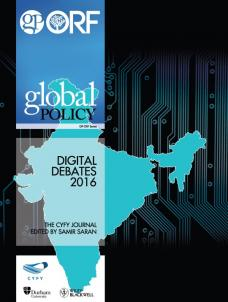 Digital Debates: CyFy Journal Volume 3 (2016)