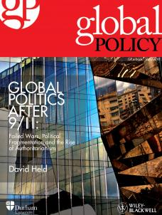 Global Politics After 9/11: Failed Wars, Political Fragmentation and the Rise of