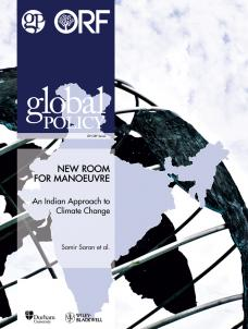 New Room to Manoeuvre: An Indian Approach to Climate Change