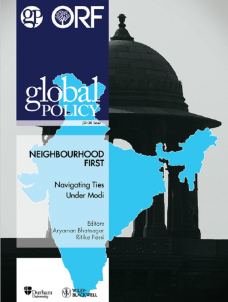 Neighbourhood First: Navigating Ties under Modi
