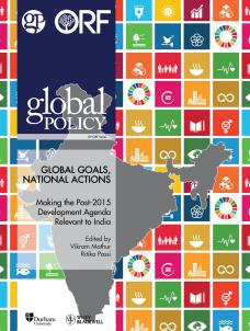 Global Goals, National Actions: Making the Post-2015 Development Agenda Relevan