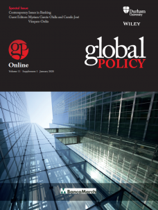 Special Issue - Contemporary Issues in Banking