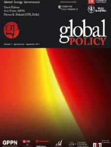 Special Issue: Global Energy Governance