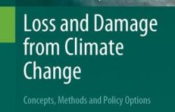 Book Review – Loss and Damage from Climate Change: Concepts, Methods and Policy Options