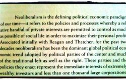 Why there is Less Between Social Democracy and Neoliberalism than Meets the Eye