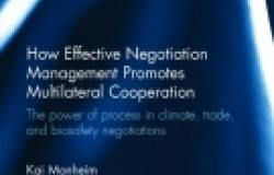 Book Review: How Effective Negotiation Management Promotes Multilateral Cooperat