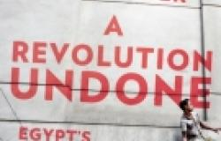 Book Review - A Revolution Undone: Egypt's Road Beyond Revolt